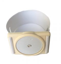 Plastový držák pro senzor Freestyle Libre - béžový