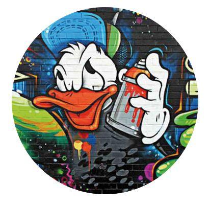 Nálepka na senzor Freestyle Libre - Donald Duck