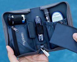 Organizér/Peněženka pro diabetiky Myabetic