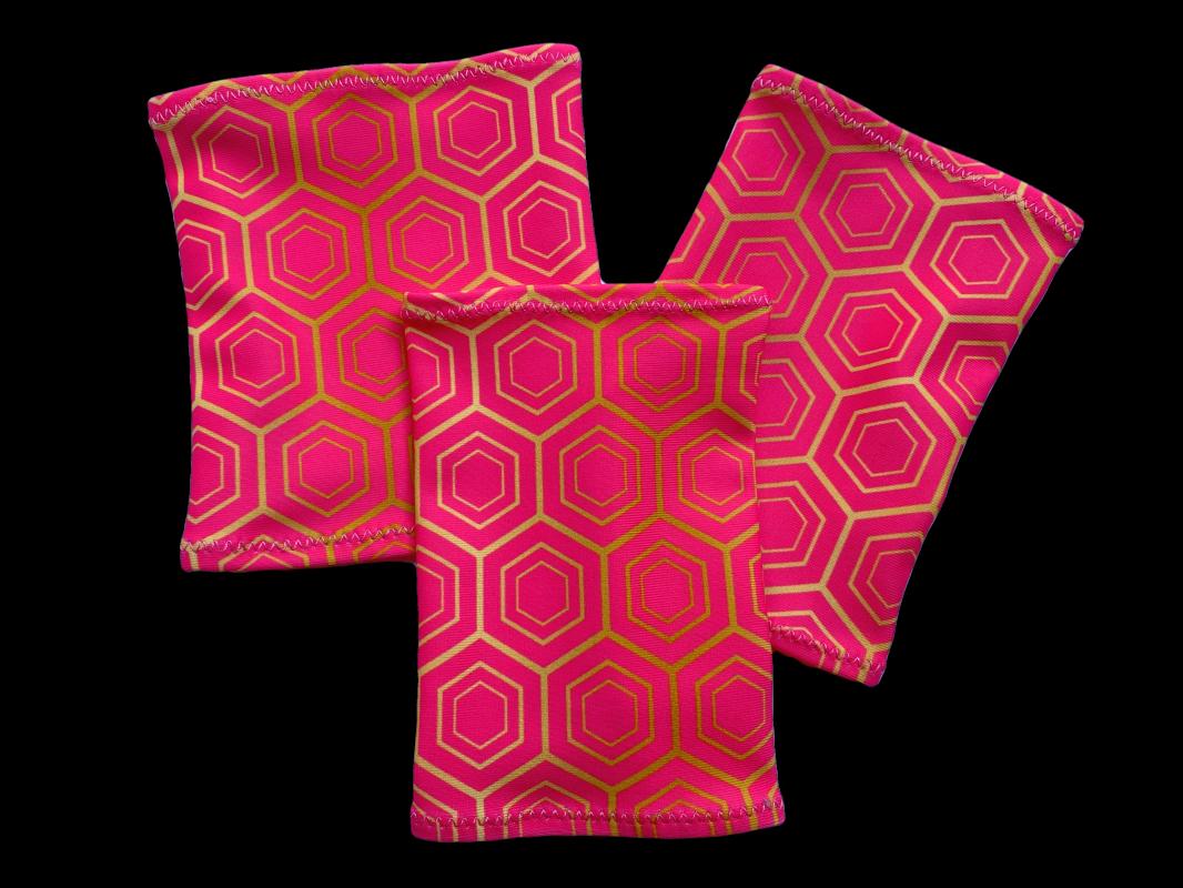 Elastický návlek na ruku - růžová