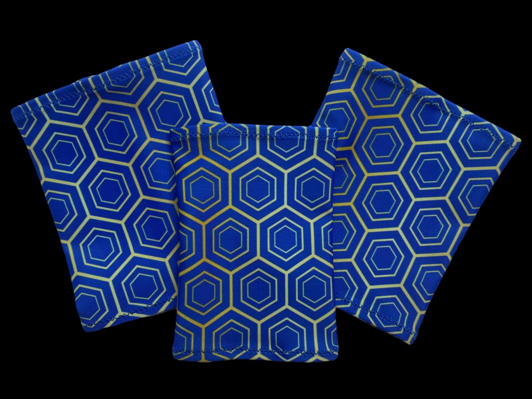 Elastický návlek na ruku - tmavě modrá