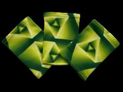 Elastický návlek na ruku - Zelený