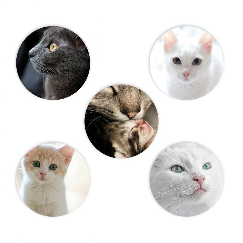 Sada nálepek Freestyle Libre - Kočky