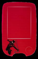 Nálepka na čtečku Freestyle Libre - Spider