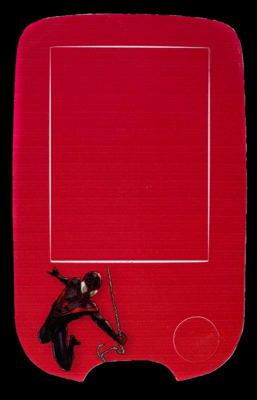 Samolepka na čtečku Freestyle Libre - Spider