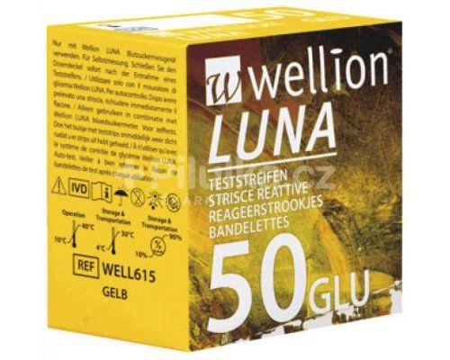 Testovací proužky Wellion LUNA Medrust