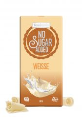 Frankonia čokoláda no sugar added Weisse 80g