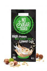 Frankonia čokoláda High Protein no sugar added Hazelnut 90g