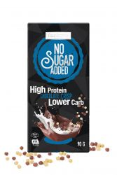 Frankonia čokoláda High Protein no sugar added Choco Crisp 90g