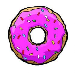 Nálepka na senzor Freestyle Libre - Donut